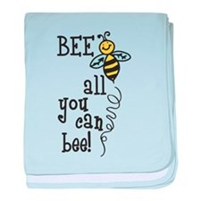 All You Can Bee baby blanket