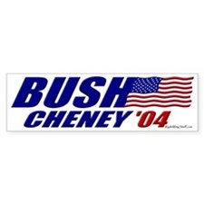 Bush-Cheney 04 Bumper Bumper Sticker