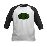 Green Zero Point Zer Tee