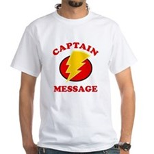 Personalized Super Hero Shirt