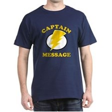Personalized Super Hero T-Shirt