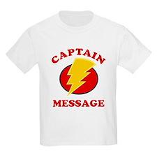 Personalized Super Hero T-Shirt