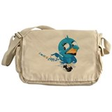 Happy Bird! Messenger Bag