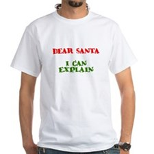 Santa - I can explain Shirt