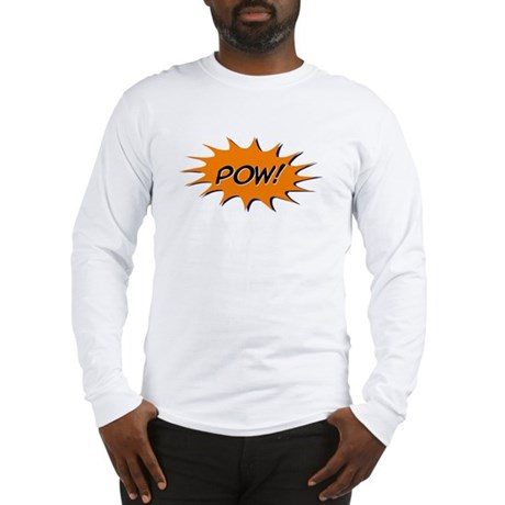 Pow: Long Sleeve T-Shirt