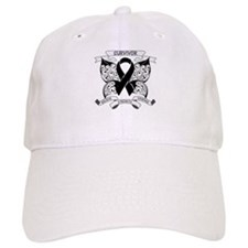 Survivor Strength Melanoma Baseball Cap