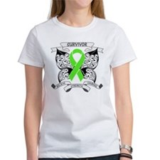Survivor Strength Lymphoma Tee