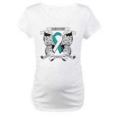 Survivor Cervical Cancer Shirt