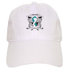 Survivor Cervical Cancer Baseball Cap