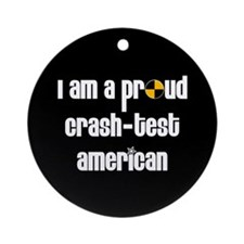 Proud minority Ornament (Round)