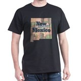 NEW MEXICO Black T-Shirt