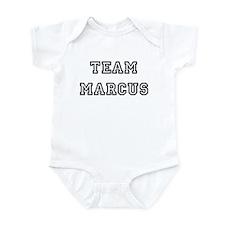 TEAM MARCUS Infant Creeper