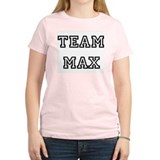 TEAM MAX Women's Pink T-Shirt