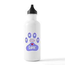 Paw Of Love Water Bottle