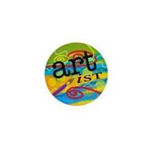 art-ist.png Mini Button (100 pack)