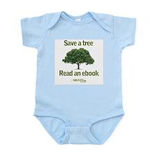 Save a Tree Infant Bodysuit