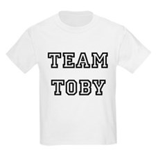 TEAM TOBY Kids T-Shirt