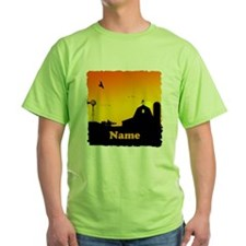 Sunrise at the Farm T-Shirt