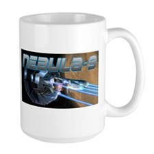 Nebula-9 Large Mug
