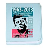 Kennedy Assassination 50 Year Anniversary baby bla