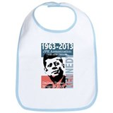 Kennedy Assassination 50 Year Anniversary Bib