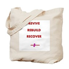 Hurricane Sandy Aftermath Tote Bag