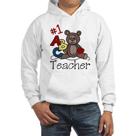Teacher Hooded Sweatshirt