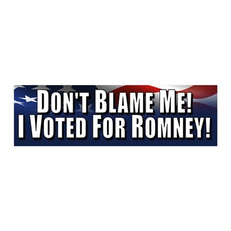 Don't Blame Me 20x6 Wall Decal