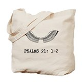 Cool Psalms Tote Bag