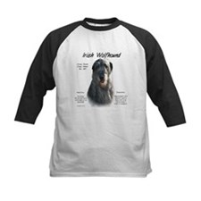 Grey Irish Wolfhound Tee