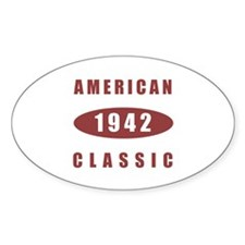 1942 American Classic Stickers