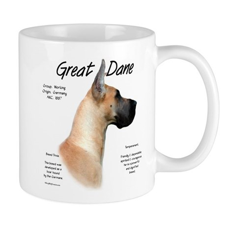 Fawn Great Dane Mug       