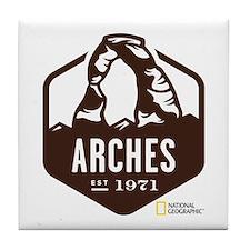 Arches Tile Coaster