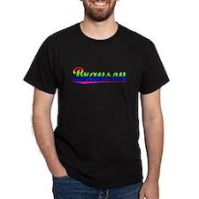 Branson, Rainbow, T-Shirt