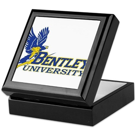 BENTLEY UNIVERSITY Keepsake Box