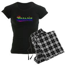 Brescia, Rainbow, pajamas