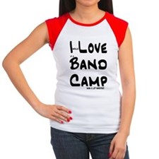 I Love Band Camp Shorter Tee
