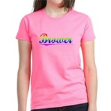 Brower, Rainbow, Tee