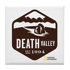 Death Valley Tile Coaster