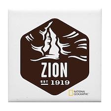 Zion Tile Coaster