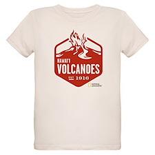 Hawai'i Volcanoes Organic Kids T-Shirt
