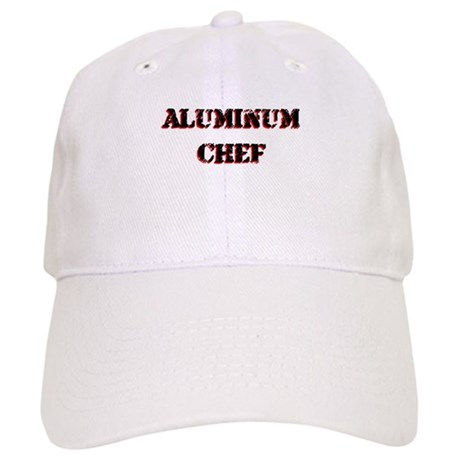 Aluminum Chef Iron Parody TV Cap