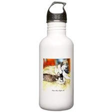 Big Dog and Puppy Water Bottle