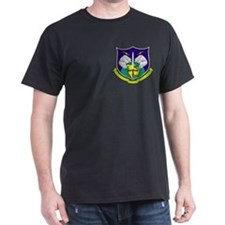 NORAD Black T-Shirt