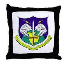 NORAD Throw Pillow