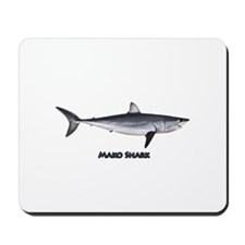 Shortfin Mako Shark Mousepad