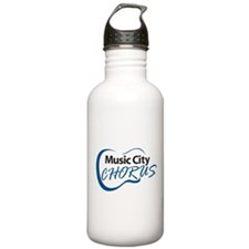 Music City Chorus Logo Water Bottle