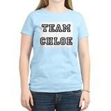 TEAM CHLOE Women's Pink T-Shirt