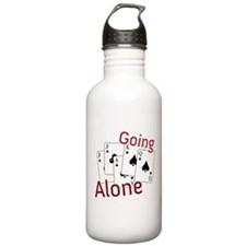 Going Alone Water Bottle