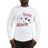 Going Alone Long Sleeve T-Shirt